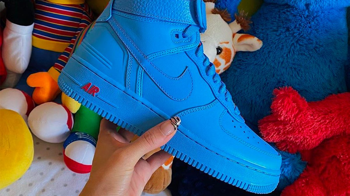 Just Don X Nike Air Force One 1 High Mid