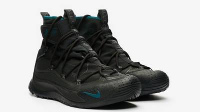 Nike ACG Air Terra Antarktik Black front