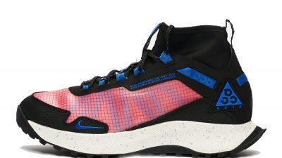 Nike ACG Terra Zaherra Black Pink CQ0076-600 front