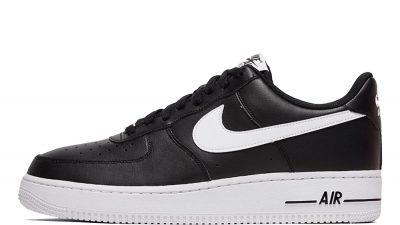 Nike Air Force 1 07 3 Black White