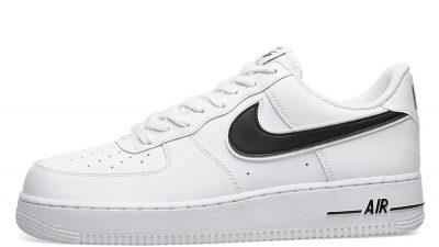 Nike Air Force 1 07 3 White Black AO2423-101