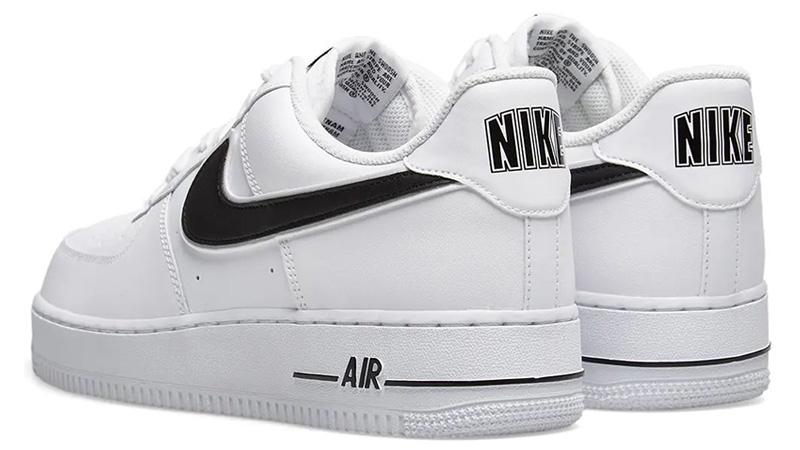 Nike Air Force 1 '07 3 (whiteblack) AO2423 101 Sneakerworld