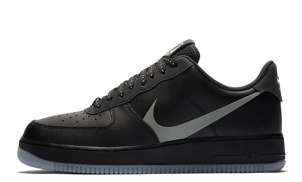 Competitivo Coordinar portón  Nike Air Force 1 07 LV8 Black Grey | Where To Buy | CD0888-001 | The Sole  Supplier