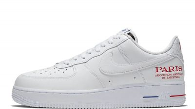 Nike Air Force 1 07 LV8 White CW2367-100