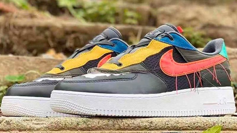 The Nike Air Force 1 BHM Is Designed