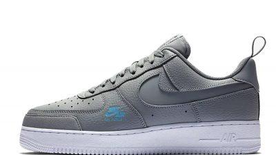 Nike Air Force 1 LV8 Utility Grey CV3039-001