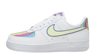 Nike Air Force 1 Low Iridescent 2020 CW0367-100