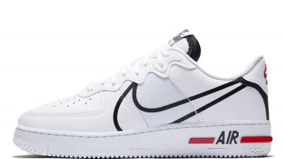 Nike Air Force 1 React D MS X White CD4366-100