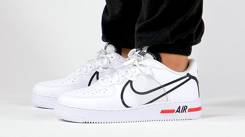Nike Air Force 1 React D Ms X White Where To Buy Cd4366 100