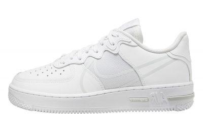Nike Air Force 1 React White CT1020-101