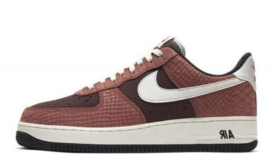 Nike Air Force 1 Snakeskin Brown CV5567-200