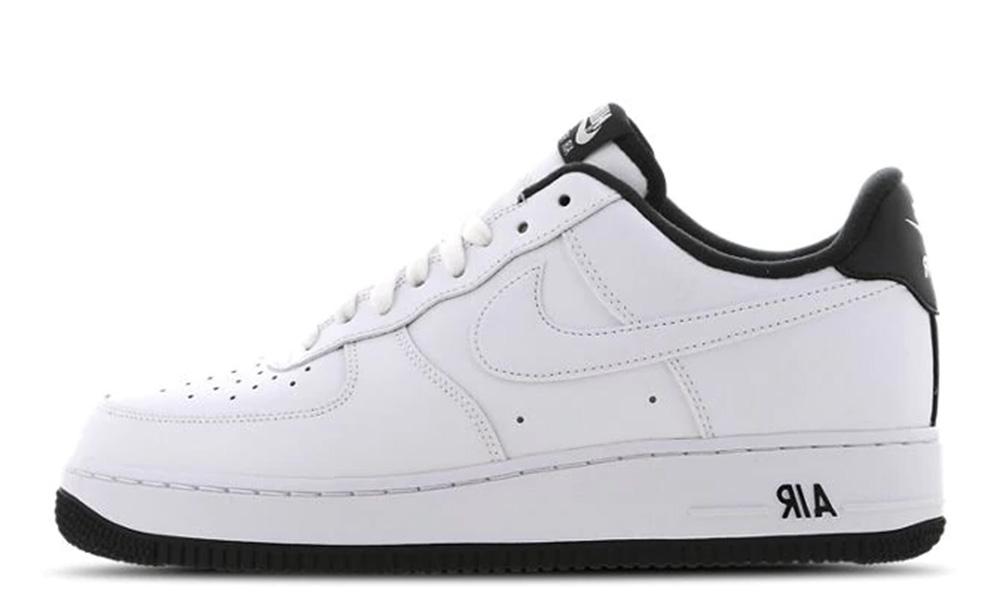 Nike Air Force 1 White Black | Where To
