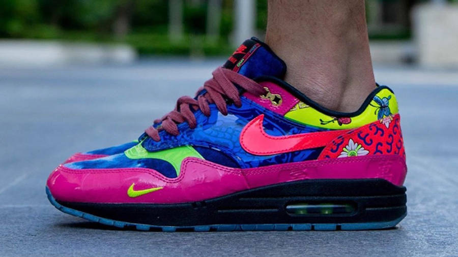 Nike Air Max 1 Chinese New Year | Where To Buy | CU8861-460 | The ...