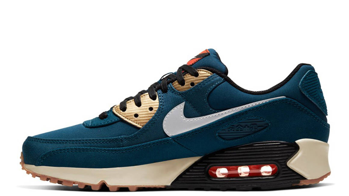 Latest Nike Air Max 90 City Pack Trainer Releases & Next Drops ...