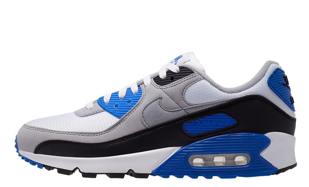 Nike Air Max 90 OG Hyper Royal CD0881 102 Release Date SBD