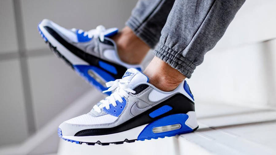 Nike Air Max 90 Hyper Royal | Where To Buy | CD0881-102 | The Sole ...