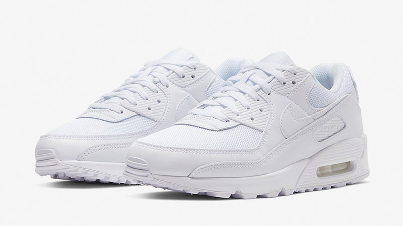 Nike Air Max 90 Tonal Pack White