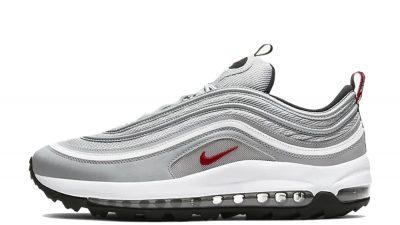 Nike Air Max 97 Silver Bullet Golf