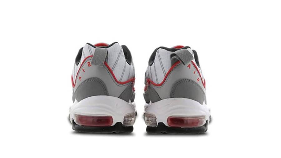 Nike Air Max 98 Grey Red CI3693-001 back