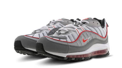 Nike Air Max 98 Grey Red CI3693-001 front