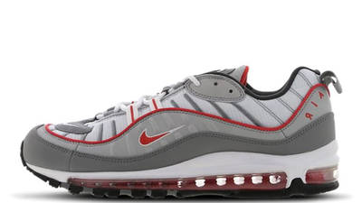 Nike Air Max 98 Grey Red CI3693-001