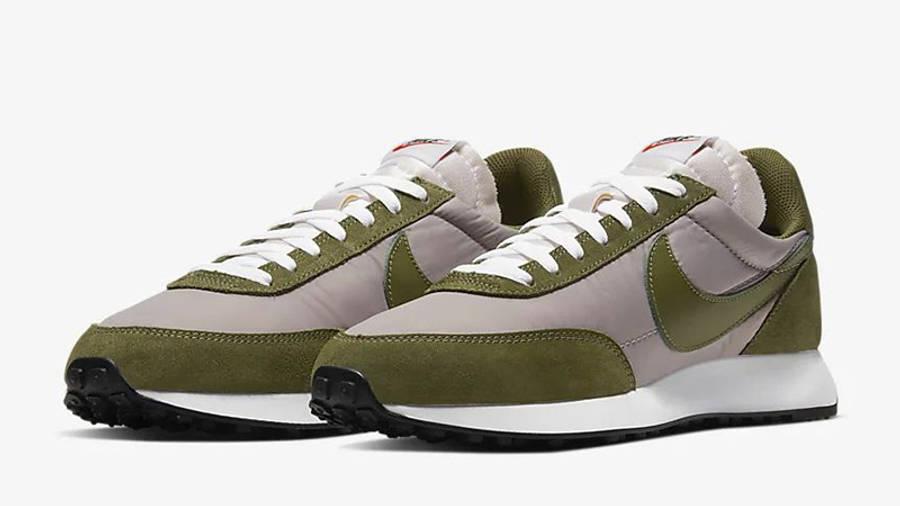 Nike Air Tailwind 79 Pumice Legion Green 487754-204 front
