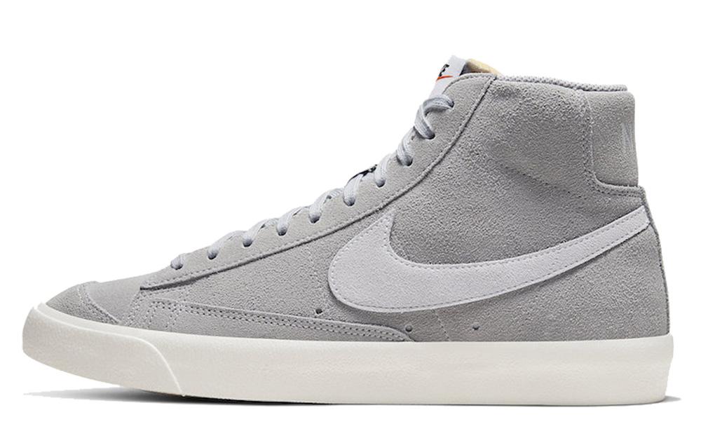 Nike Blazer Mid 77 Vintage Suede Grey