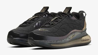 Nike MX-720-818 Black Gold CU3013-070 front