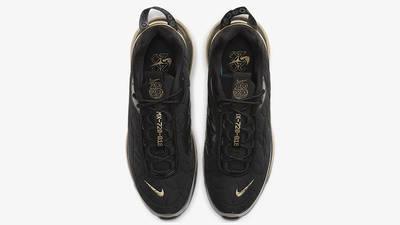 Nike MX-720-818 Black Gold CU3013-070 middle