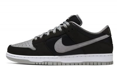 Nike SB Dunk Low Pro Black Grey BQ6817-007