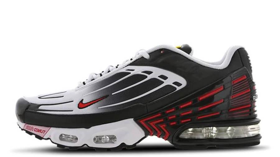 Nike TN Air Max Plus 3 Black Red