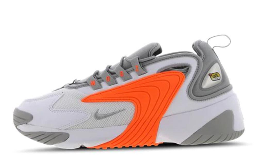 Nike Zoom 2K White Orange | Where To