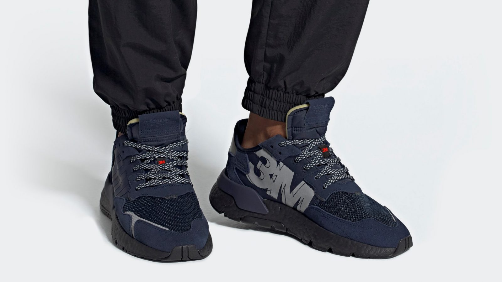 adidas nite jogger kaki