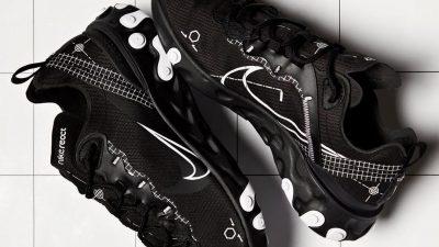 "Nike React Element 55 ""Black"""