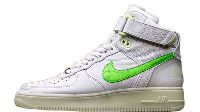 RSVP Gallery x Nike Air Force 1 High White Green