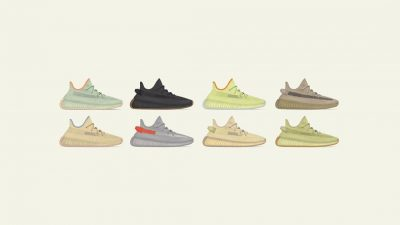 The Yeezy Boost 350 V2 Spring 2020 Lineup Has Been Unveiled