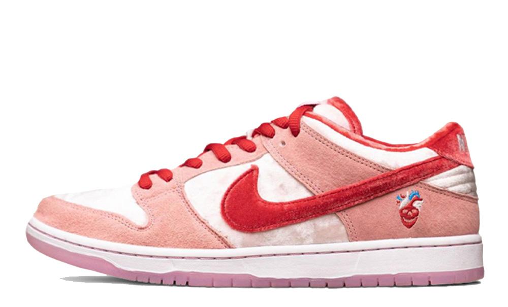 nike sb dunk low rosa