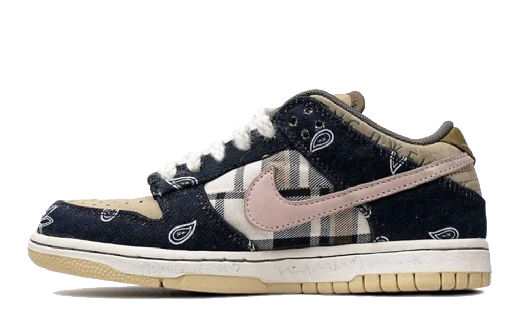 recibo Partina City melocotón  Travis Scott x Nike SB Dunk Low Cactus Jack | Where To Buy | CT5053-001 |  The Sole Supplier