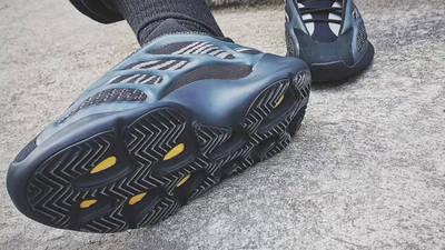 Yeezy 700 V3 Alvah On Foot
