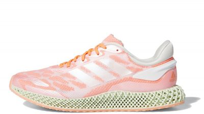 adidas 4D Run Signal Coral FW6838