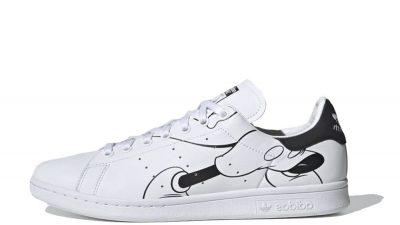 adidas Stan smith Disney Pack White FW2895