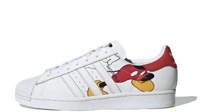 adidas Superstar Disney Pack White FW2901
