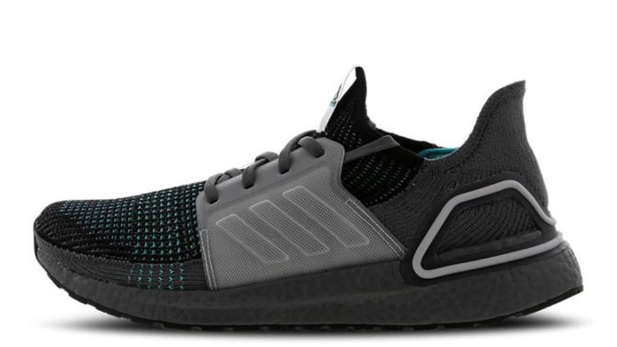adidas Ultra Boost 19 Black Grey