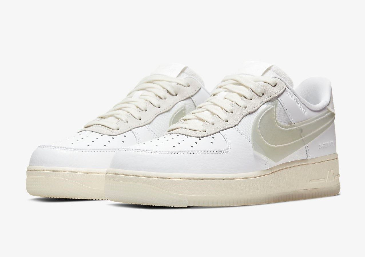 You Can Finally Cop The Nike Air Force 1 DNA