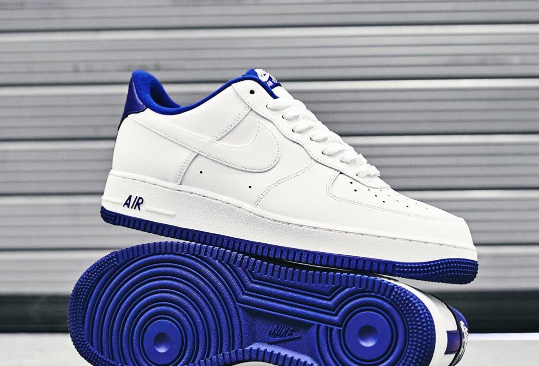 The Nike Air Force 1 07 \