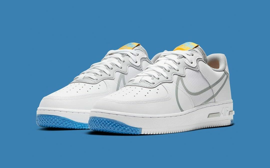 Nike Updates It's Air Force 1 With