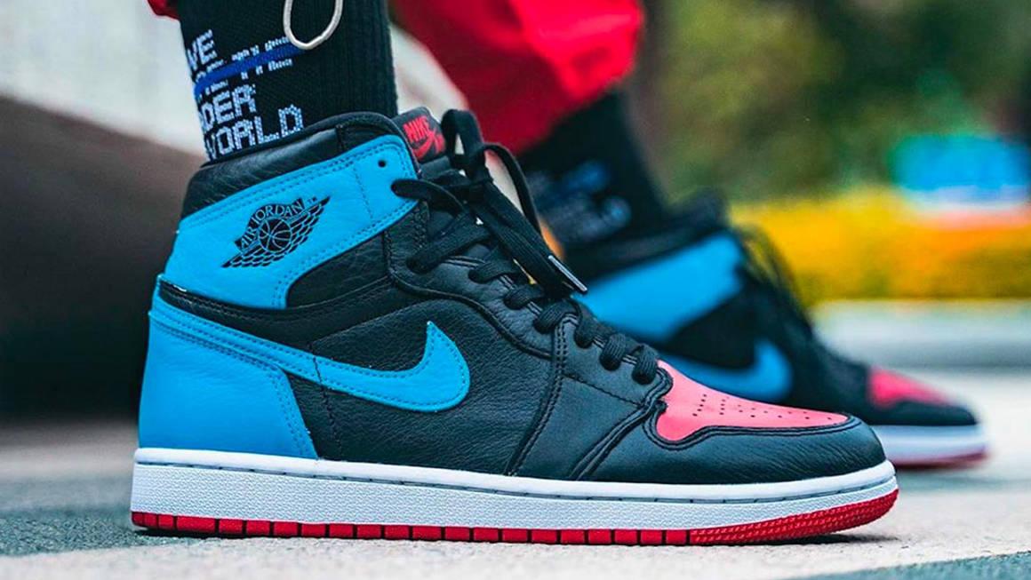 Nike Air Jordan 1 Hi UNC To CHI Raffles