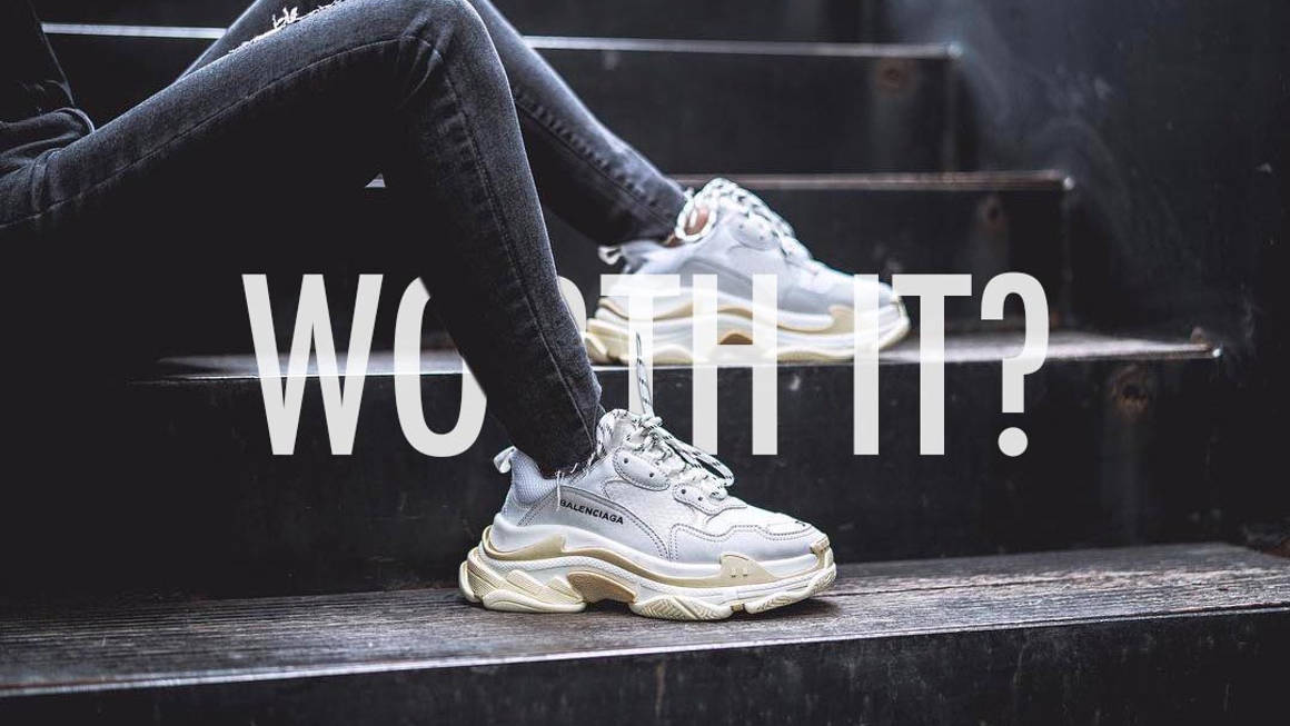 Is The Balenciaga Triple S Really Worth The Hefty Price Point?