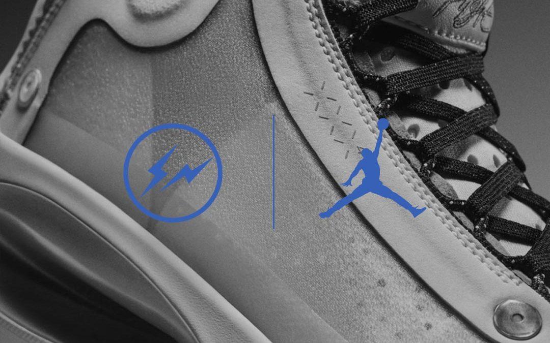 Hiroshi Fujiwara Unveils The fragment x Nike Air Force 1