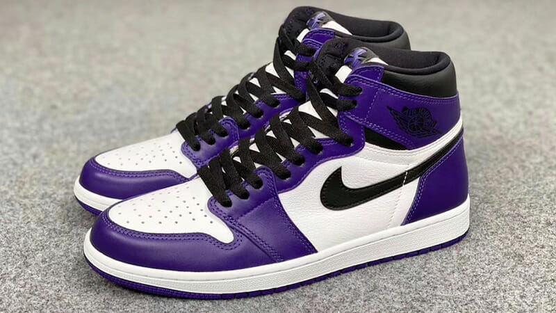 Agente seme microfono  Jordan 1 Court Purple 2020 - Where To Buy - 555088-500 | The Sole Supplier
